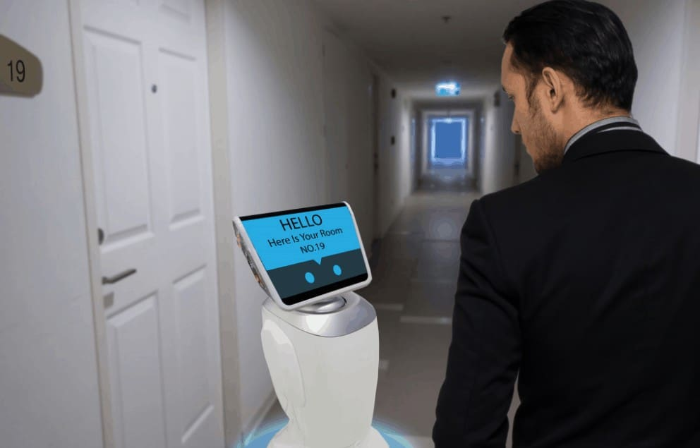 artificial intelligence in hotel management
