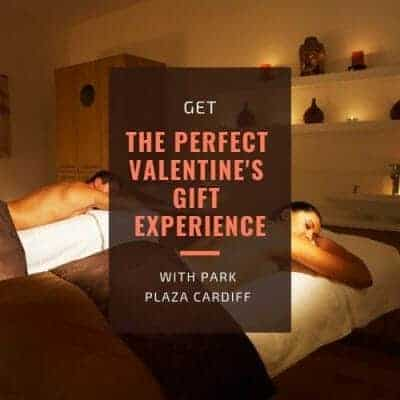Valentines Gift Experiences at Park Plaza Cardiff