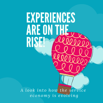 What is the experience economy