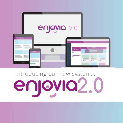 Our new system! Enjovia 2.0