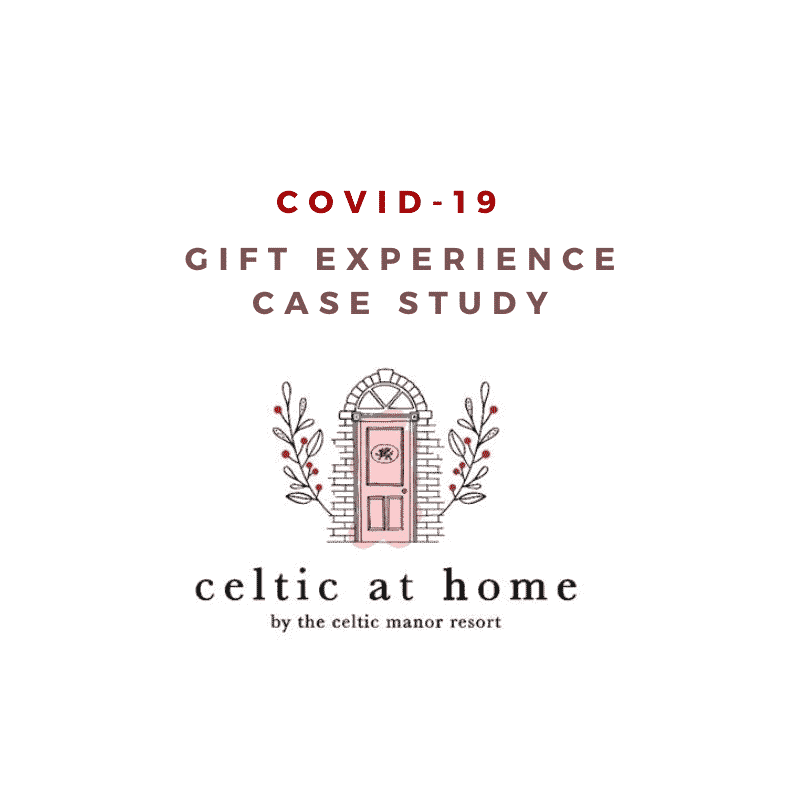 Case Study: Celtic Manor Resort gift experiences during COVID-19